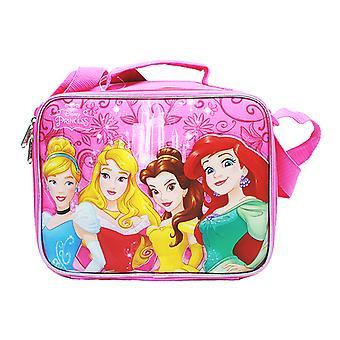 Lunch Bag - Disney Princess - Cinderella Aurora Bella & Ariel A07977