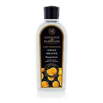 Niels & van 500 ml Premium parfum voor katalytische diffusie lamp Sweet Orange