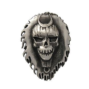 DC Comics Diablo Suicide Squad Pewter Lapel Pin Action Figure Monogram International 45676