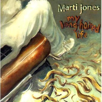 Marti Jones - My Longhaired Life [CD] USA import