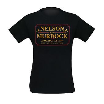 ネルソン&マードックアボカドアットローメン's Tシャツ