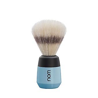 Nom Max Natural Bristle Shaving Brush - Fjord