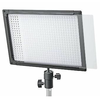 BRESSER LED SH-600A Bi-Color 36W/5.600LUX Slimline Studio Lampada