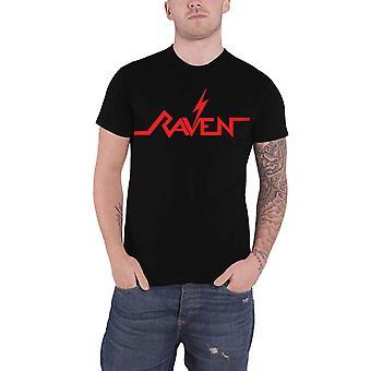 Raven T Shirt Alt Logo Band Logo new Official Mens Black