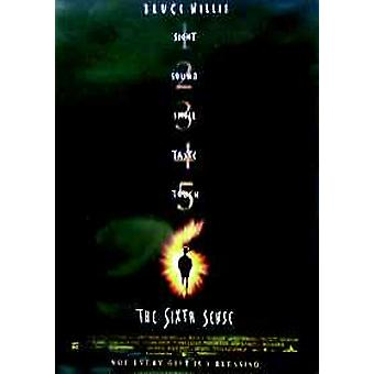 The Sixth Sense (International Reprint) (1999) Reprint Cinema Poster