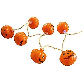 Gisela Graham Battery Powered Pumpkin Garland