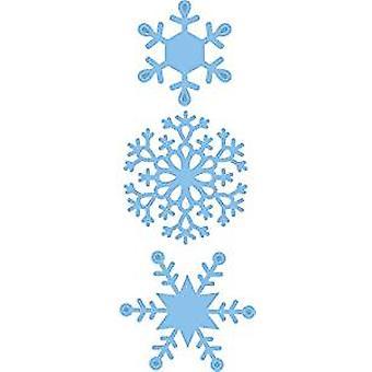 Marianne Design finnischen Ice Crystal erstellbare sterben, blau
