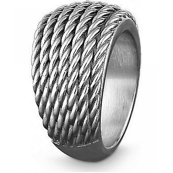 QUINN - Ring - Ladies - Silver 925 - Width 56 - 222396
