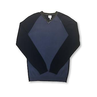 Arani Collezioni knitwear in blue and navy