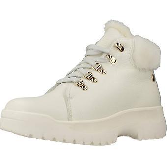 Panama Jack Boots Hellen B7 White Color