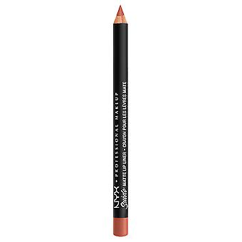 NYX PROF. MAKEUP Suede Matte Lipliner-Rose the Day