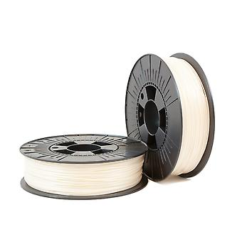 PLA 1,75mm perle blanche cale calao 9001 0,75kg - 3D Filament Supplies