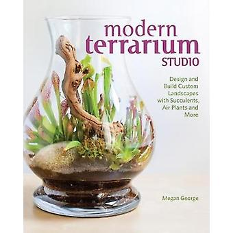 Modern Terrarium Studio  Design  Build Custom Landscapes with Succulents Air Plants  More by Megan George