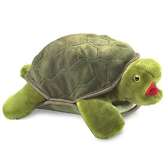 Lalka ręczna - Folkmanis - Turtle New Animals Soft Doll Plush Toys 2021