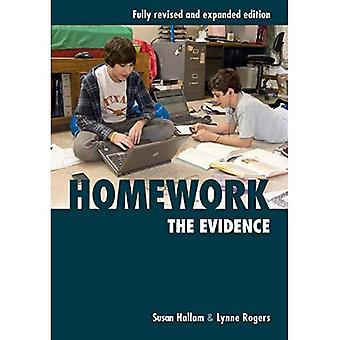 Homework: The evidence (Bedford Way Papers)