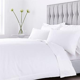 Hotel Collection 800TC White Flat Sheet Egyptian Cotton 800 Thread Bedroom Home