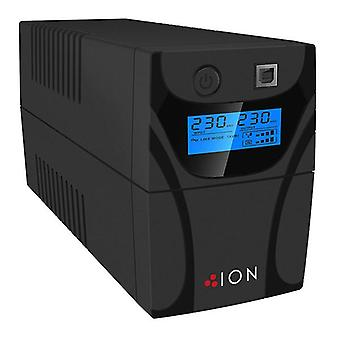 ION 650VA Line Interactive Tower UPS