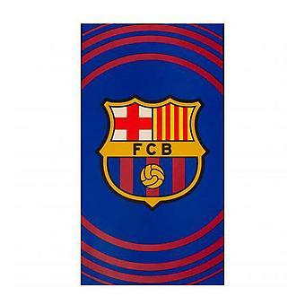 FC Barcelona virallisen pulssi Design pyyhe