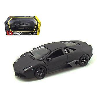 Lamborghini Reventon Grey 1/24 Diecast Modelo Coche Por Bburago