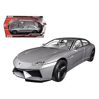 Lamborghini Estoque Grey 1/24 Diecast Modellauto von Motormax