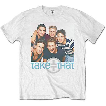 Prenez que Gary Barlow Robbie Williams Young T-Shirt officiel