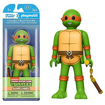 Teenage Mutant Ninja Turtles Michelangelo Playmobil