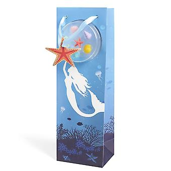NOD Products 'Mermaid' Wine Bag With Glass Markers