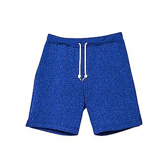 American Apparel Unisex Salt & Pepper Gym Shorts