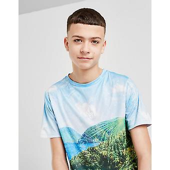 New Sonneti Boys' Barbados Short Sleeve T-Shirt Blue