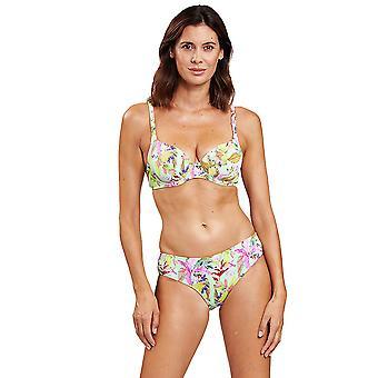 Rösch 1205552-16353 Women's Multicoloured Flowers Underwired Bikini Set