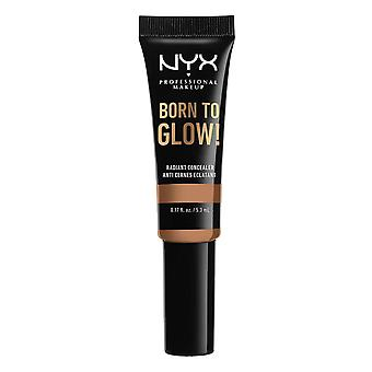 NYX PROF. MAKE-UP Born To Glow Radiant Concealer 5.3ml - Golden Honey