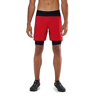 Salomon Exo Motion Twinskin Short LC1293800 running all year men trousers