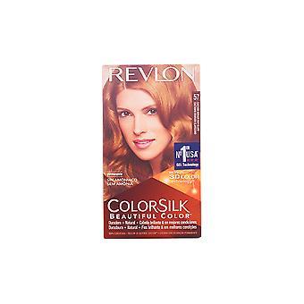 Revlon Colorsilk Tinte #57-castaño Dorado Muy Claro para las mujeres