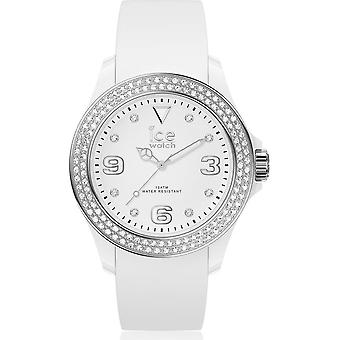 Ice Watch Wristwatch Unisex ICE star White silver Smooth Small 017230