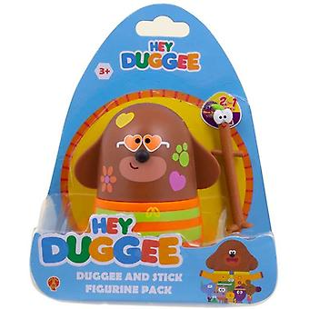 Hey Duggee and Stick Figurine Pack