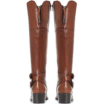 Jones Bootmaker Womens Leather Knee Boot