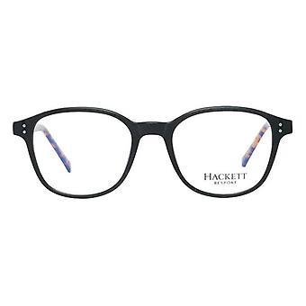 Men'Spectacle frame Hackett London HEB2060250 (50 mm) Black (ø 50 mm)