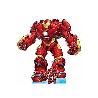 Hulk Buster Armour Official Marvel Avengers Cardboard Cutout