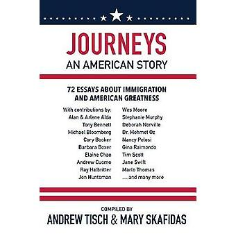 Journeys - An American Story by Andrew Tisch - 9781948122016 Book