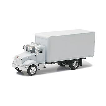1/43 Peterbilt 335 carrinha branca