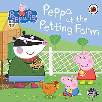 Peppa Pig - Peppa at the Petting Farm by Peppa Pig - 9780241371640 Book