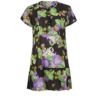 Masai Clothing Ge Abstract Floral Print Tunic