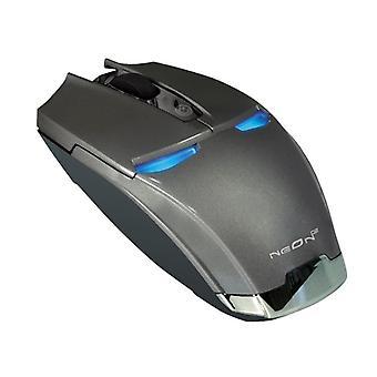 PowerLogic NEON 2 3 Button USB Optical Mouse