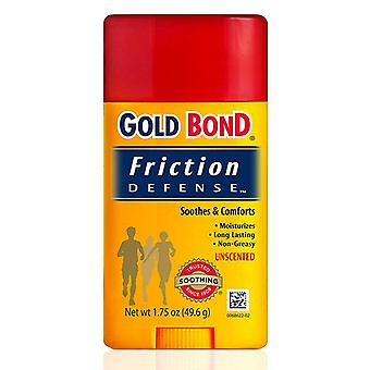 Gold bond friction defense, soothes & comforts, unscented, 1.75 oz