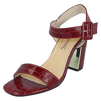 Ladies Anne Michelle High Heel Sandals F10963