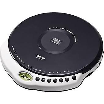 Silva Schneider MCD 30 Bærbar cd-afspiller, cd-r, cd-rw, MP3 grå