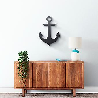 Metalen wandkunst - Anchor