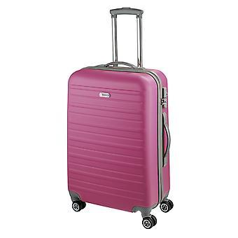 d&n Línea de viaje 9400 Carro de Mujer M, 4 Ruedas, 66 cm, 63 L, Rosa