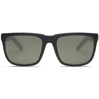 Electric California Knoxville Sport JJF Sunglasses - Black/Polarized Grey Pro