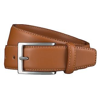 TOM TAILOR ceinture cuir ceintures masculines ceintures marron 4516